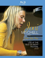 JONI MITCHELL - BOTH SIDES NOW: LIVE AT THE ISLE OF WIGHT FESTIVAL BLURAY