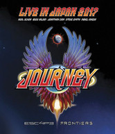 JOURNEY - LIVE IN JAPAN 2017: ESCAPE + FRONTIERS BLURAY