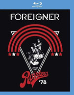 FOREIGNER - LIVE AT THE RAINBOW 78 BLURAY