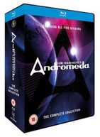 ANDROMEDA: COMPLETE COLLECTION BLURAY