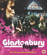 GLASTONBURY FAYRE: 1971 TRUE SPIRIT OF GLASTONBURY BLURAY