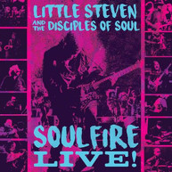 LITTLE STEVEN - SOULFIRE LIVE BLURAY