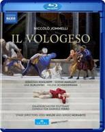 IL VOLOGESO BLURAY