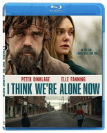I THINK WE'RE ALONE NOW BLURAY