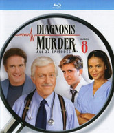 DIAGNOSIS MURDER: SEASON 8 BLURAY