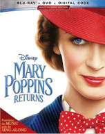 MARY POPPINS RETURNS BLURAY