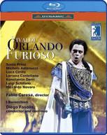 ORLANDO FURIOSO BLURAY