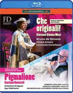 PIGMALIONE / CHE ORIGINALI BLURAY