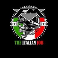 FM - ITALIAN JOB (LIVE) BLURAY