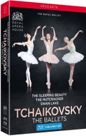 BALLETS BLURAY