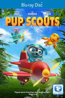 PUP SCOUTS BLURAY