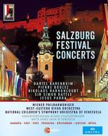 SALZBURG FESTIVAL CONCERTS BLURAY