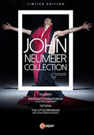 JOHN NEUMEIER COLLECTION BLURAY