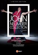 JOHN NEUMEIER COLLECTION BLURAY