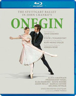 JOHN CRANKO'S ONEGIN BLURAY