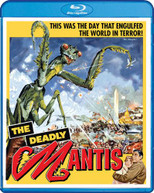 DEADLY MANTIS BLURAY