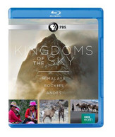 KINGDOMS OF THE SKY BLURAY