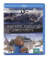 EARTH'S NATURAL WONDERS: SSN 2 - LIFE AT EXTREMES BLURAY