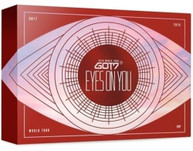 GOT7 - 2018 WORLD TOUR EYES ON YOU BLURAY