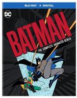 BATMAN: COMPLETE ANIMATED SERIES BLURAY