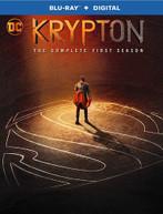 KRYPTON: COMPLETE FIRST SEASON BLURAY