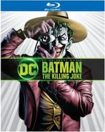 BATMAN: KILLING JOKE BLURAY