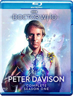 DOCTOR WHO: PETER DAVISON - COMPLETE SEASON ONE BLURAY