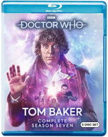DOCTOR WHO: TOM BAKER - COMPLETE SEASON SEVEN BLURAY