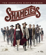 SHAMELESS: COMPLETE NINTH SEASON BLURAY