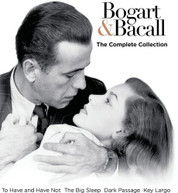 BOGART & BACALL: COMPLETE COLLECTION (1947) BLURAY