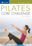 PILATES CORE CHALLENGE DVD