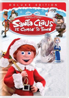 SANTA CLAUS IS COMIN' TO TOWN DVD