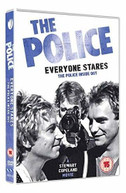 POLICE - EVERYONE STARES - THE POLICE INSIDE OUT DVD
