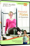 STOTT PILATES: PRENATAL PILATES ON EQUIPMENT DVD