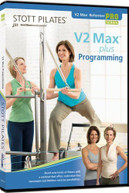 STOTT PILATES: MAX PLUS PROGRAMMING 2 DVD