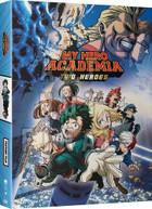 MY HERO ACADEMIA: TWO HEROES DVD