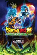 DRAGON BALL SUPER: BROLY - THE MOVIE DVD