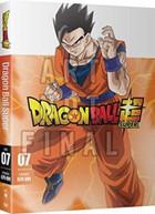 DRAGON BALL SUPER: PART SEVEN DVD
