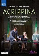 HANDEL: AGRIPPINA - AGRIPPINA DVD
