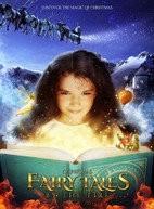 CHRISTMAS FAIRY TALES BY THE FIRE DVD