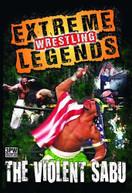 EXTREME WRESTLING LEGENDS: THE VIOLENT SABU DVD