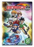 BEYBLADE METAL MASTERS DVD