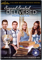 SIGNED SEALED DELIVERED: HOME AGAIN DVD