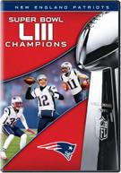 NFL SUPER BOWL LIII DVD