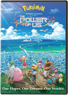 POKEMON THE MOVIE: POWER OF US DVD