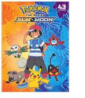 POKEMON SUN & MOON: COMPLETE COLLECTION DVD