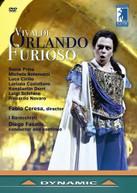 ORLANDO FURIOSO DVD