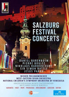 SALZBURG FESTIVAL CONCERTS DVD