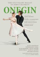 JOHN CRANKO'S ONEGIN DVD