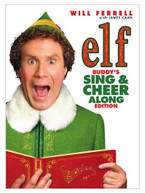 ELF: BUDDY'S SING & CHEER ALONG EDITION DVD